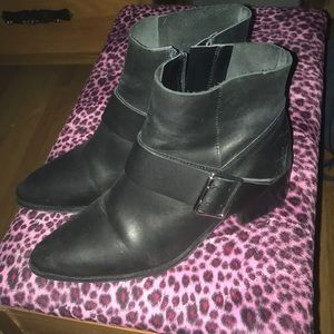 ASOS Shoes - ASOS Motorcycle Ankle Boots